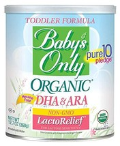 Baby's Only LactoRelief with DHA & ARA formula 3 X 12.7 Oz - $53.68