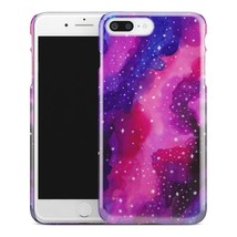 Casestry | Pink And Blue Deep Space Watercolor Star | iPhone 7 Plus Case - $11.99