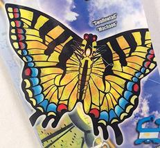 "X-Kites 27"" Swallowtail Butterfly Nylon Kite with Handle, Line, QuikClip... - $11.90"