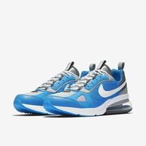 NIKE Air Max 270 Futura Men's Shoes AO1569-003 Blue White MSRP $140 sz 1... - $54.97