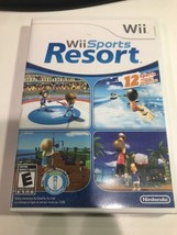 Wii Sports Resort (Nintendo Wii, 2009) Complete W Case & Manual  - $14.19