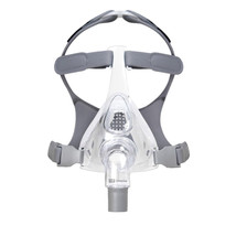 Medium Fisher Paykel Simplus Full Face CPAP Mask With Headgear 400476 Complete - $85.00