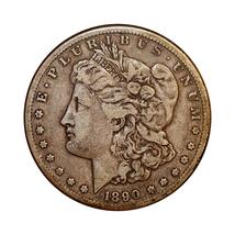 1890 CC Morgan Silver Dollar - VF / Very Fine - $152.00