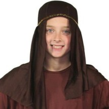 Child Brown Nativity Hat by Century Novelty - $17.09