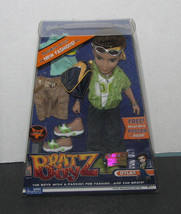 Bratz Boys Dylan Doll Stylin' Fashions 2003 NEW - $29.98