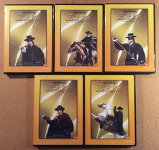 Walt Disney's Zorro - The Complete Second Season - Colorized Version - 5... - $40.00