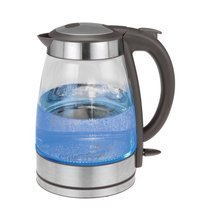 Kalorik JK 39380 GR Glass Water Kettle, Grey, S... - $93.12