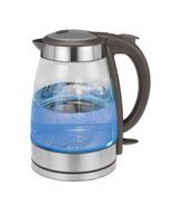 Kalorik JK 39380 GR Glass Water Kettle, Grey, S... - £71.96 GBP