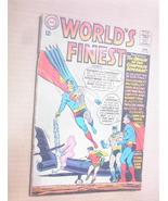 Vintage World's Finest DC Comic Book #142, First Composite Superman, Jun... - $49.95