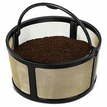 Premium Reusable Mesh Ground Coffee Filter Basket Fit for Keurig Black, ... - $19.23