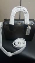 NWT Coach Signature Mini Bennett Satchel Handbag Purse F58312 - £137.55 GBP
