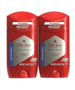 2 Ct Old Spice 2.6 Oz Ultra Smooth Clean Slate 48 Hour Antiperspirant Ex... - $23.99