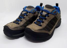 TEVA Women 8.5 Hiking Shoe Brown/Blue Similar to Model #4103 - $49.99