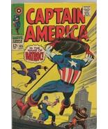 Captain America #105 ORIGINAL Vintage 1968 Marvel Comics - $74.24