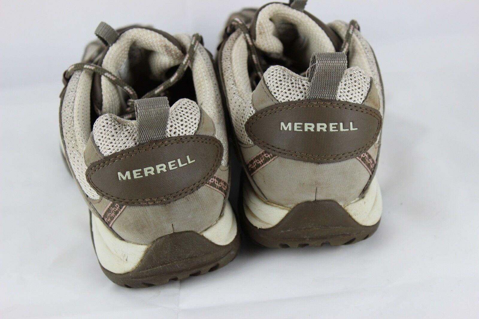 Merrell Elefante Rosa Mujer Performance Calzado Zapatillas Zapatos Size 8.5