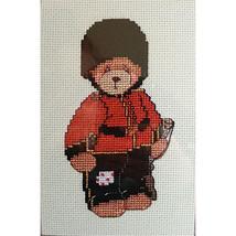 Gordon UK Cherished Teddies Counted Cross Stitch Kit World 5x7 in Janlyn... - $8.99