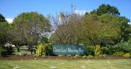 2 Casket Mausoleum Crypt Clover Leaf Cemetery Woodbridge NJ Includes Ope... - $7,500.00