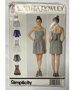 Simplicity -2250- CYNTHIA ROWLEY -Misses Dress, Jacket and Tie Belt Pattern - $10.54