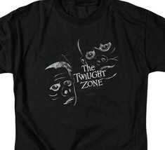 The Twilight Zone t-shirt retro 50s 60s Sci-Fi TV series graphic tee CBS1115 image 2