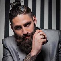 GIBS Grooming Alpha Male Beard Hair & Tattoo Oil, 1 fl. oz. image 6