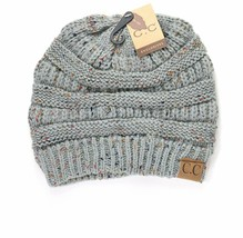 CC Beanie Women's Confetti Knit Hat Authentic Mother's Day Gift for Mom ... - $13.99