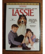 Lassie (DVD, 2006, Widescreen) Peter O'Toole + Peter Dinklage + Samantha Morton - $6.88