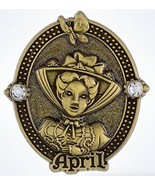 Disney Parks Princess Birthday Birthstone Pin - Mary Poppins - April - $19.21