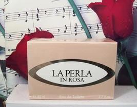 La Perla In Rosa Edt Spray 2.7 Fl. Oz. Nwb - $99.99