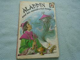 Vintage 1975 Ladybird Book Aladdin And His Wonderful Lamp Series 740 - $8.96