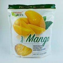 1 Bag Paradise Green Premium Dried Mango, 35.2 oz/1000 g Fresh - $24.70
