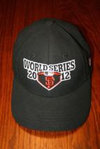 San Francisco Giants 2012 World Series Kids Adjustable Baseball Cap Hat ... - $6.99