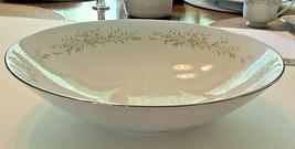 "Grace Fine China - Rhapsody Pattern - 9-3/8"" Round Serving Bowl - JAPAN ... - $14.00"