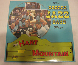 Oregon Jazz Band Plays Hart Mountain Stereo SEALED Vinyl Record LP - $24.74