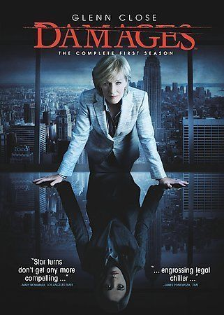 Damages - The Complete First Season 1 [DVD, 2008, 3-Disc Set New] TV Series