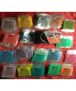 50 Pack Wonder Wafers -Car Home Air Fresheners Individually WRAPPED ~ALL... - $16.97
