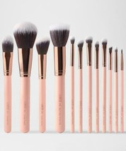 Luxie Rose Gold Collection 12-Piece Makeup Brush Set - $96.75