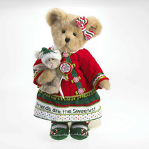 "Boyds Bears ""Patty Goodfriend w/Nibbles"" #4019124- 16"" Plush Bear- New - $79.99"