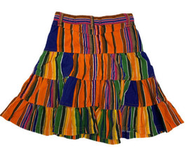 The Children's Places  youth girls striped skirt multicolor size 6 (A-1A) - $9.80