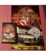 The Mysterious Monroe House (DVD,2019)  Plus Poster! History/Para Invest... - $24.75