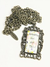 ESTATE SPIRITUAL Jewelry PLUNDER DESIGN PENDANT NECKLACE - $10.00