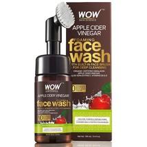WOW Skin Science Apple Cider Vinegar Foaming Face Wash 100ml - $19.89