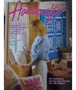 1 Vintage 1991 Winter Country Handcrafts Magazine Furnishings Fashions &... - $6.99