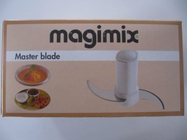 New!! Magimix 3100 3200,3200xl and 3150 Double Blade Knife ref 17419 - $58.41