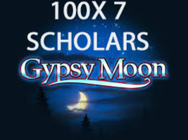 100X 7 Scholars The Gypsy Moon Fortune Blessings Extreme Magick Ring Pendant - $99.77