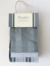 Duralee Fabric Sample Book Multi-purpose Collection Edgebook Nickel/ebony - $14.50
