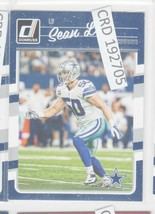 2016 Panini Donruss Sean Lee LB Dallas Cowboys #82  192705 - $1.86