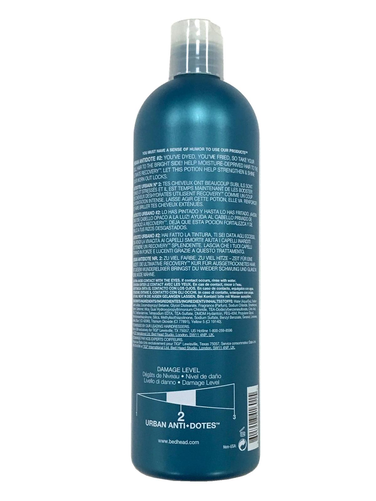 Bedhead shampoo 25.36oz 6015  1