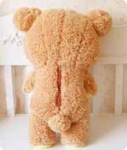 55cm Gift San-x Rilakkuma Relax Bear Cute Soft Pillow Plush Toy Doll new - $33.00