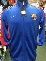 Nike FC Barcelona Soccer Jacket - $94.05