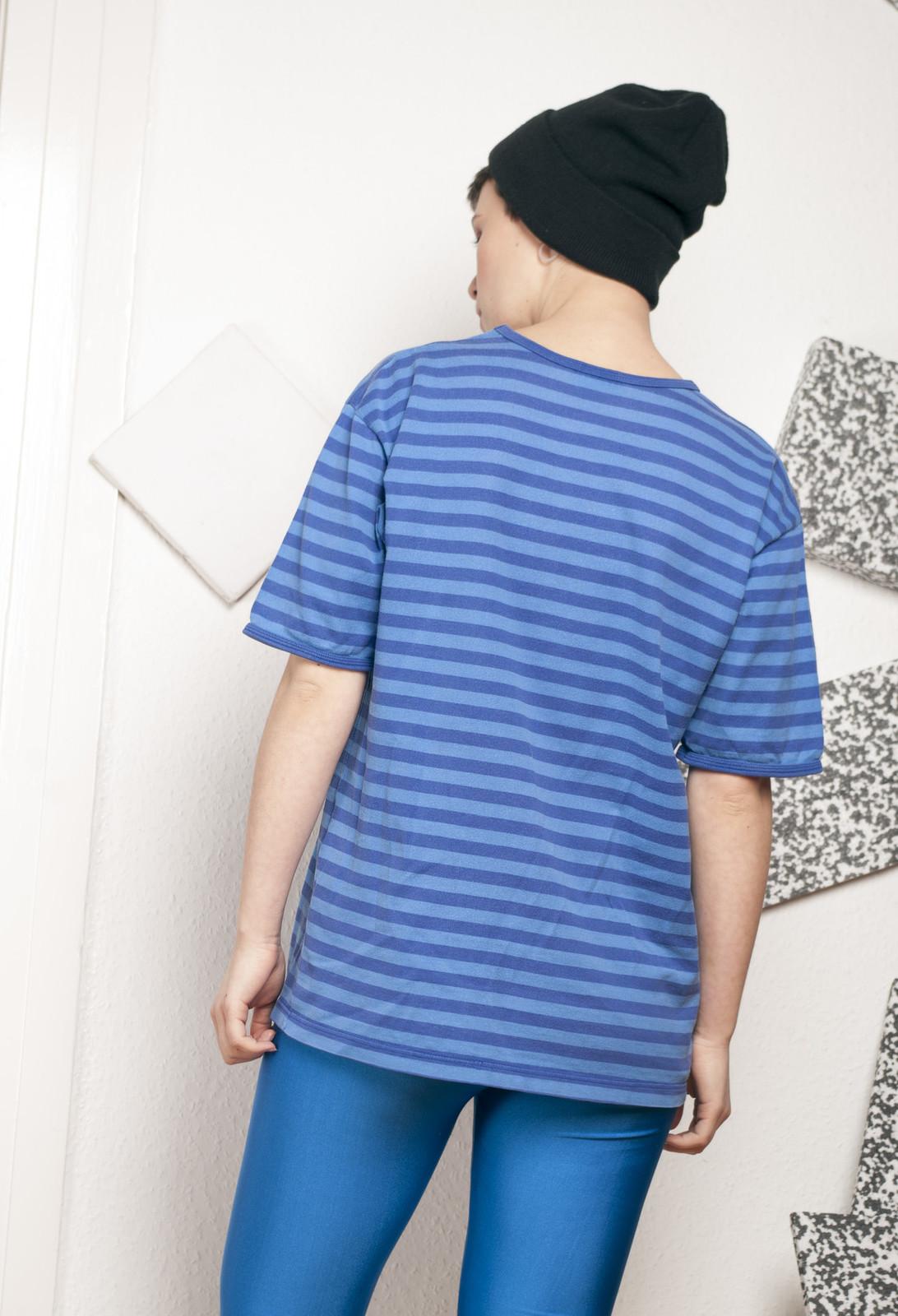 4e42f56ae3 Marimekko t-shirt - 80s vintage striped tee and similar items. Hd